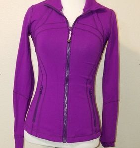 NWOT Lululemon Athletica Yoga Jacket